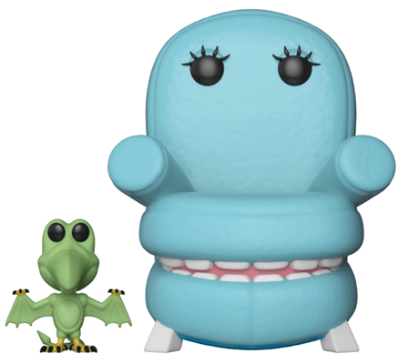 Funko Pop! Television Chairry & Pterri