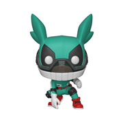 Funko Pop! Animation Deku with helmet