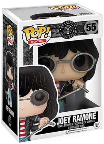 Funko Pop! Rocks Joey Ramone Stock