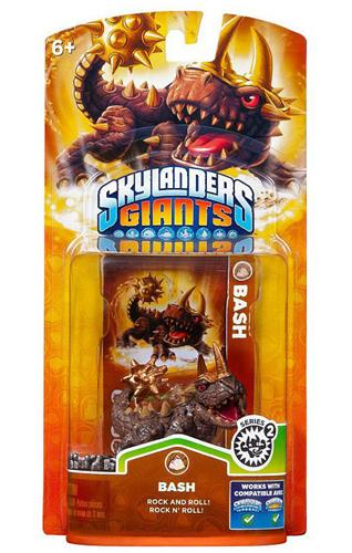 Skylanders Spyro's Adventures Bash Stock