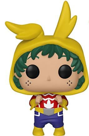 Funko Pop! Animation Deku (Onesie) Icon