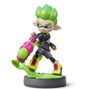Amiibo Splatoon Inkling Boy (Green)