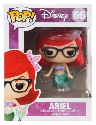 Funko Pop! Disney Ariel (Hipster) Stock