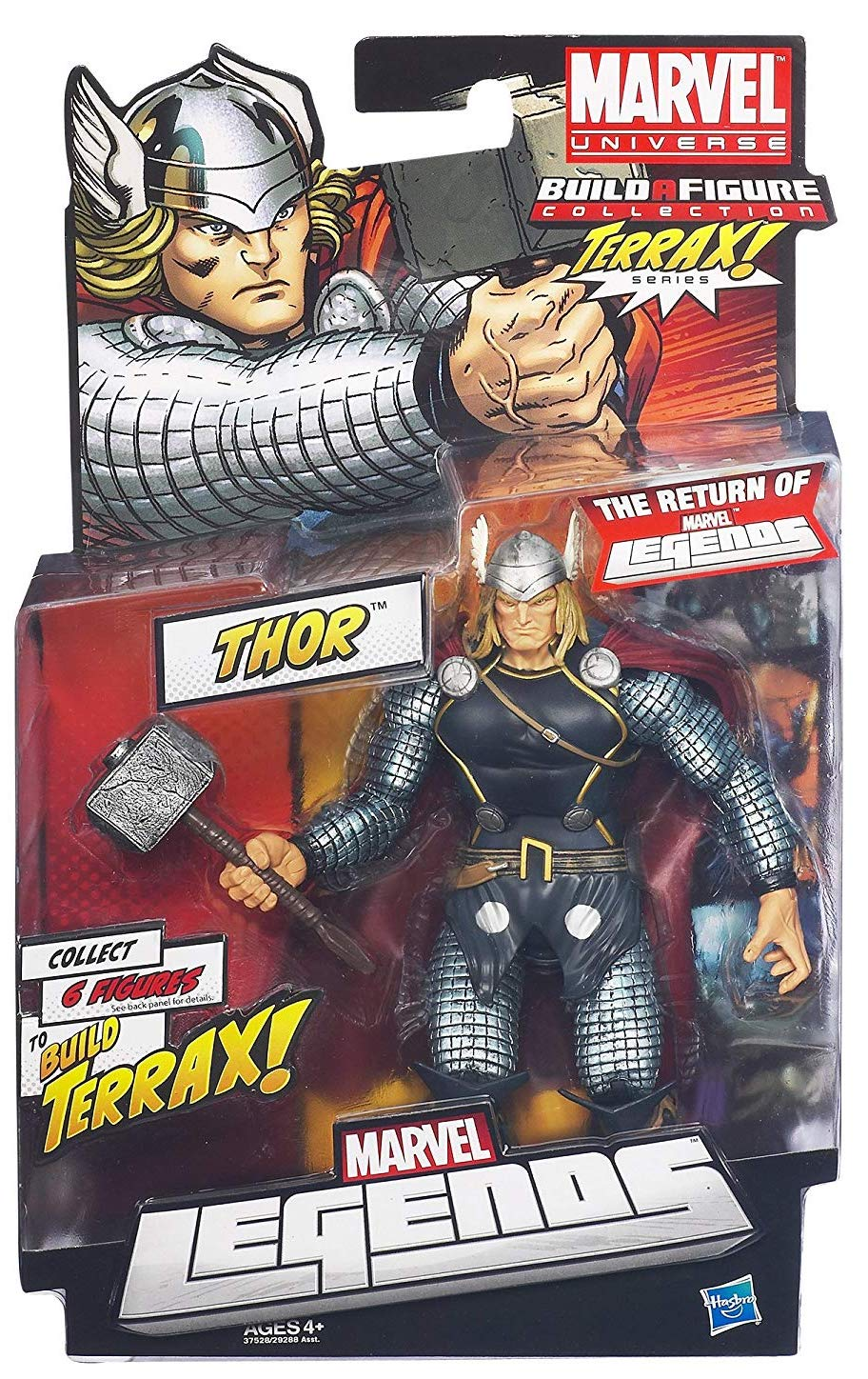 Marvel Legends Terrax Series Thor