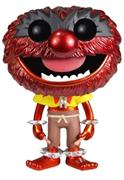 Funko Pop! Muppets Animal (Metallic)