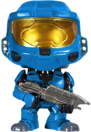 Funko Pop! Halo Master Chief (Blue)