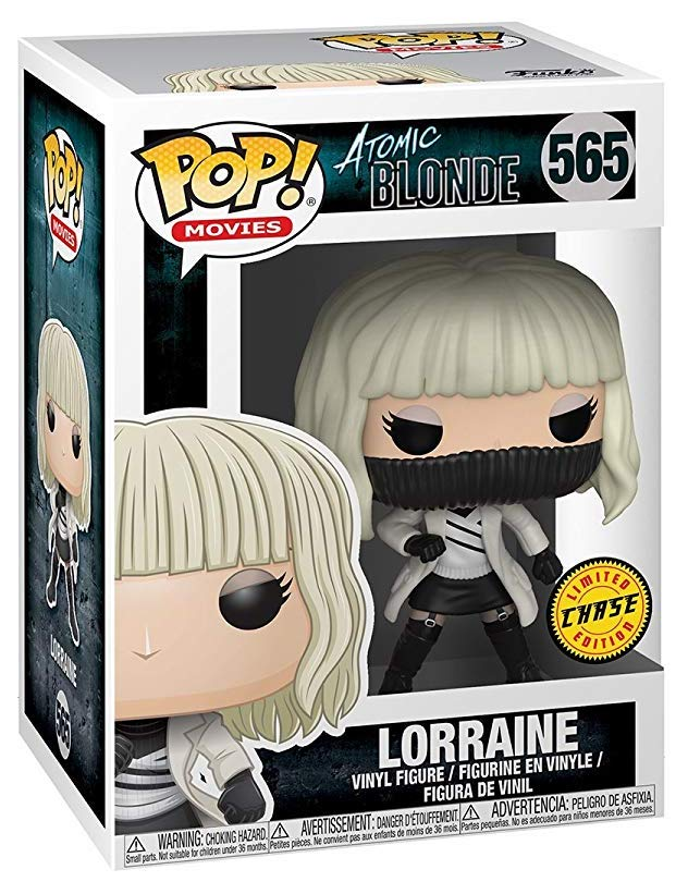 Funko Pop! Movies Lorraine (Masked) - CHASE Stock