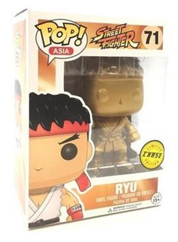 Funko Pop! Asia Ryu (Gold) - CHASE Stock