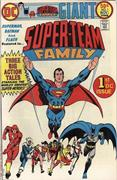 DC Comics Super-Team Family (1975 - 1978) Super-Team Family (1975) #1