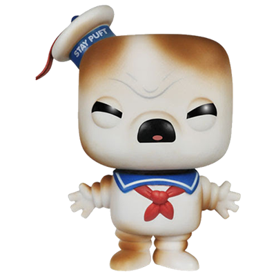Funko Pop! Movies Stay Puft Marshmallow Man (Toasted)