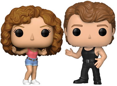 Funko Pop! Movies Dirty Dancing (2-Pack) Icon