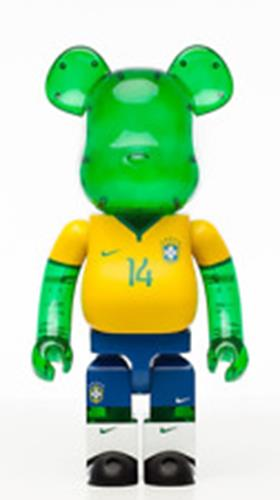 Be@rbrick Sports World Cup Brazil 1000%