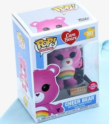 Funko Pop! Animation Cheer Bear (Flocked) Stock