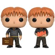 Funko Pop! Harry Potter Fred and George Weasley