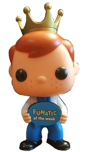 Funko Pop! Freddy Funko Freddy Funko (Funatic of the Week)