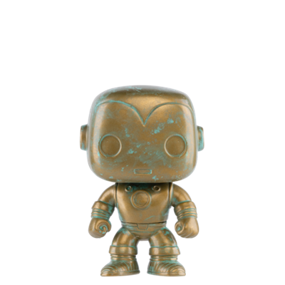 Funko Pop! Marvel Iron Man Patina