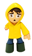 Mystery Minis IT Georgie w/o arm
