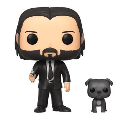 Funko Pop! Movies John Wick with Dog