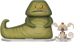Vynl All Jabba the Hutt + Salacious Crumb