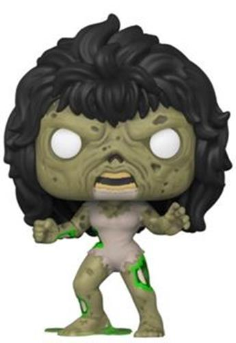 Funko Pop! Marvel Zombie She-Hulk Icon