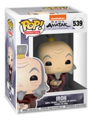 Funko Pop! Animation Iroh Stock
