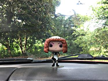 Funko Pop! Movies Magenta FunkoVelour on Instagram