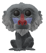 Funko Pop! Disney Rafiki (Flocked)