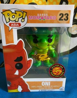 Funko Pop! Asia Oni (Green) Stock