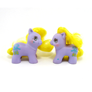My Little Pony Year 10 Bootsie and Tootsie