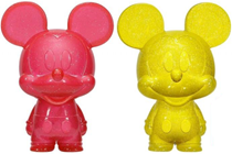 Hikari Hikari XS Mickey Mouse (Red & Yellow)