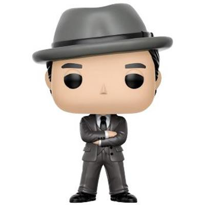 Funko Pop! Movies Michael Corleone (Gray Suit and Hat) Icon