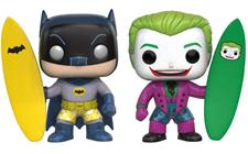Funko Pop! Heroes Surf's Up Batman & Joker