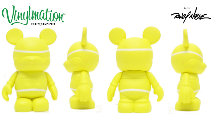 Vinylmation Open And Misc Sports Tennis