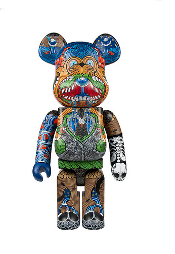 Be@rbrick Misc Intents 1000%