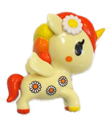 Tokidoki Neon Star Series 2 Buttercup