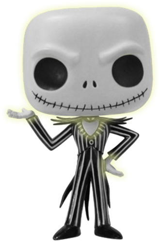 Funko Pop! Disney Jack Skellington (Glow)