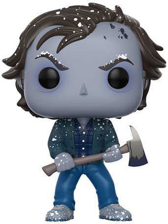 Funko Pop! Movies Jack Torrance (Frozen) - CHASE Icon