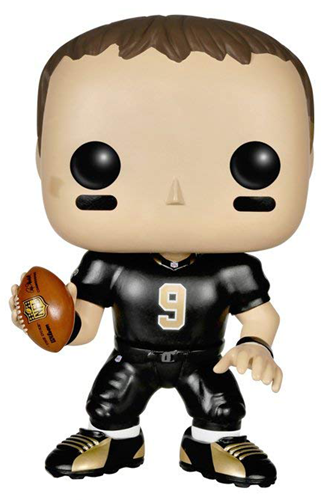 Funko Pop! Football Drew Brees