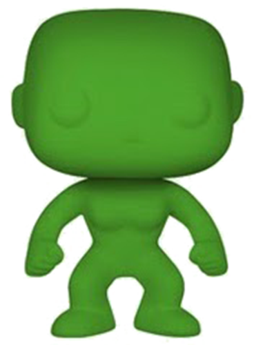 Funko Pop! Funko D.I.Y. Female (Green)