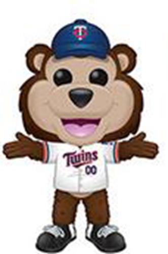 Funko Pop! MLB Minnesota Twins Mascot TC Bear