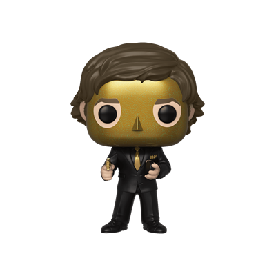 Funko Pop! Television Goldenface Jim