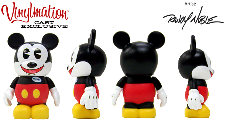 Vinylmation Open And Misc Cast Exclusives Cast Member Mickey