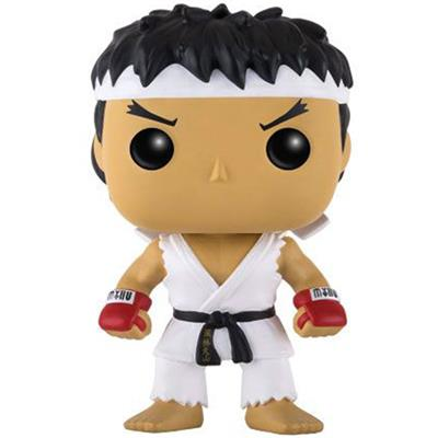 Funko Pop! Games Ryu (White Headband)
