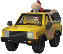 Funko Pop! Rides Pizza Planet Truck w/ Buzz Lightyear