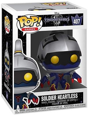 Funko Pop! Games Shadow Heartless (Soldier) Stock