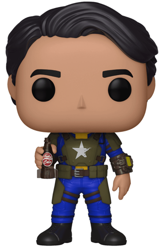 Funko Pop! Games Vault Dweller (Male)