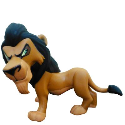 Mystery Minis Disney Heroes vs Villains Scar  Icon