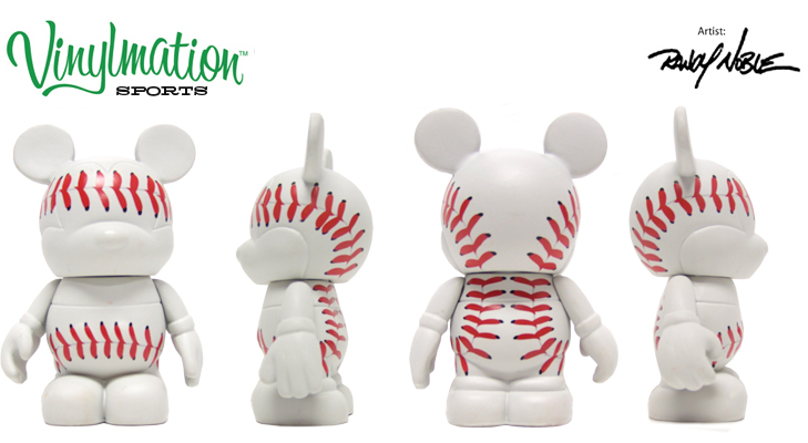 Vinylmation Open And Misc Sports Baseball