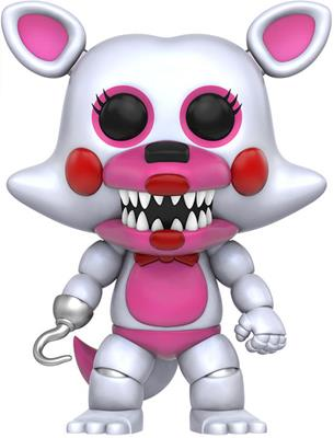 Funko Pop! Games Foxy (Funtime)