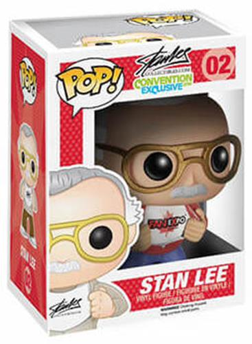 Funko Pop! Stan Lee Stan Lee (Fan Expo) - Red Shoes Stock Thumb